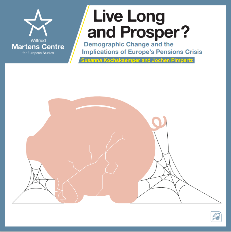 Live Long and Prosper? Demographic Change and Europe's Pensions Crisis