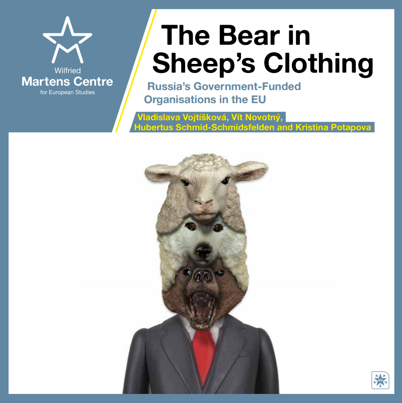 The Bear in Sheep's Clothing: Russia's Government-Funded Organisations in the EU