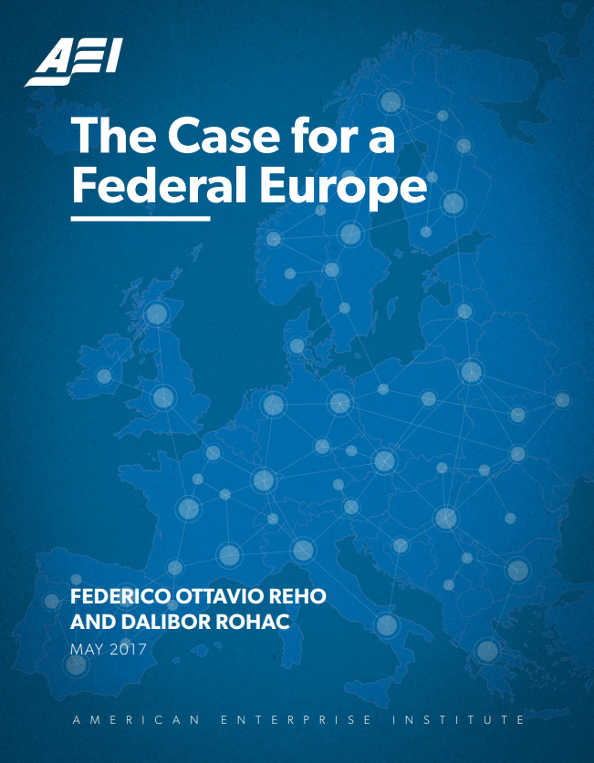The Case for a Federal Europe