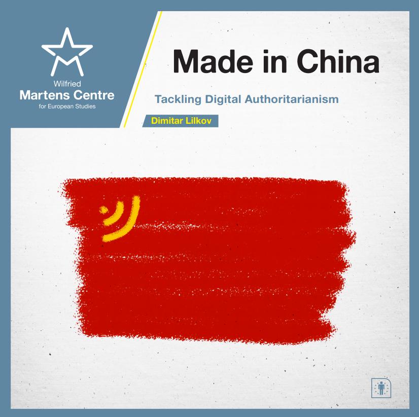 Made in China: Tackling Digital Authoritarianism