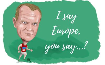 I say Europe, you say…? Interview with Donald Tusk