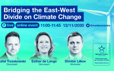 Bridging the East-West Divide on Climate Change