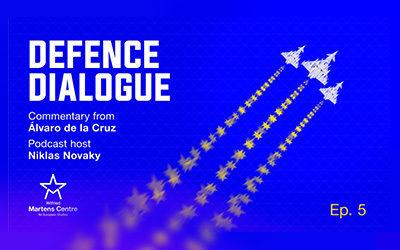 Defence Dialogue with commentary from Álvaro de la Cruz