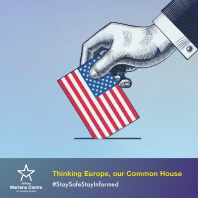 Online Event – Implications of the 2020 US Presidential Election for the EU
