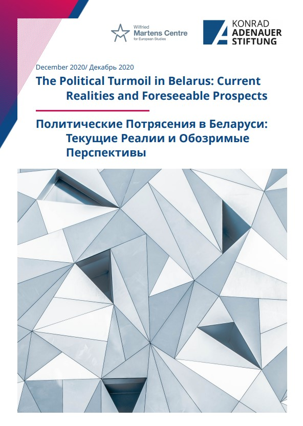 The Political Turmoil in Belarus: Current Realities and Foreseeable Prospects