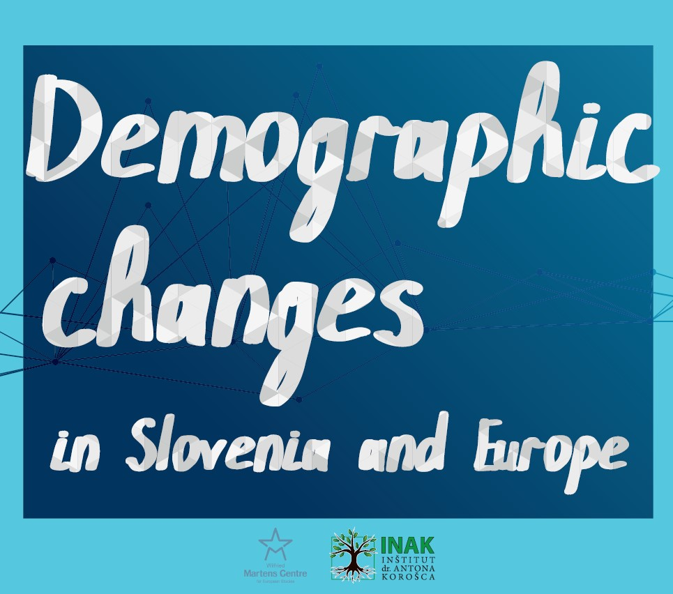Demographic Changes in Slovenia and Europe