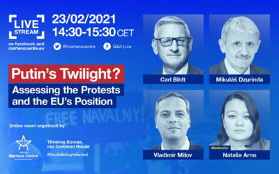 Putin's Twilight? Assessing the Protests and the EU's Position