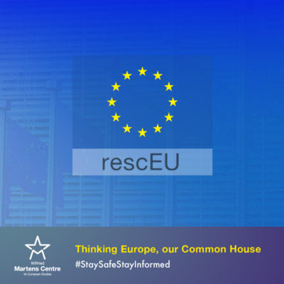 Strengthening the EU's Security of Supply: The Way Forward in 2021