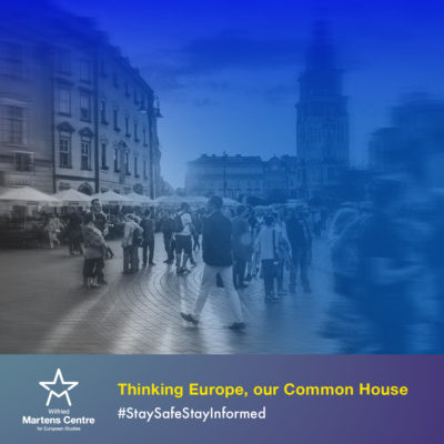 An Urban Renewal: The Role of European Cities in our Future