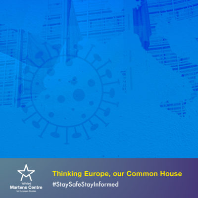 European View Launch – The Great Reset: What COVID-19 Means for Europe