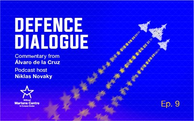 Defence Dialogue Episode 9 – What should Europe learn from Borrell's visit to Moscow?