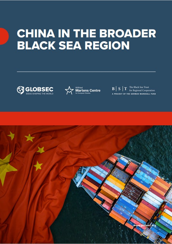 China in the Broader Black Sea Region