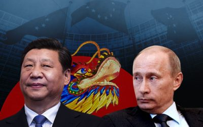 If You Thought Russia Was the Spoiler for Europe's Illiberals, Wait for China!
