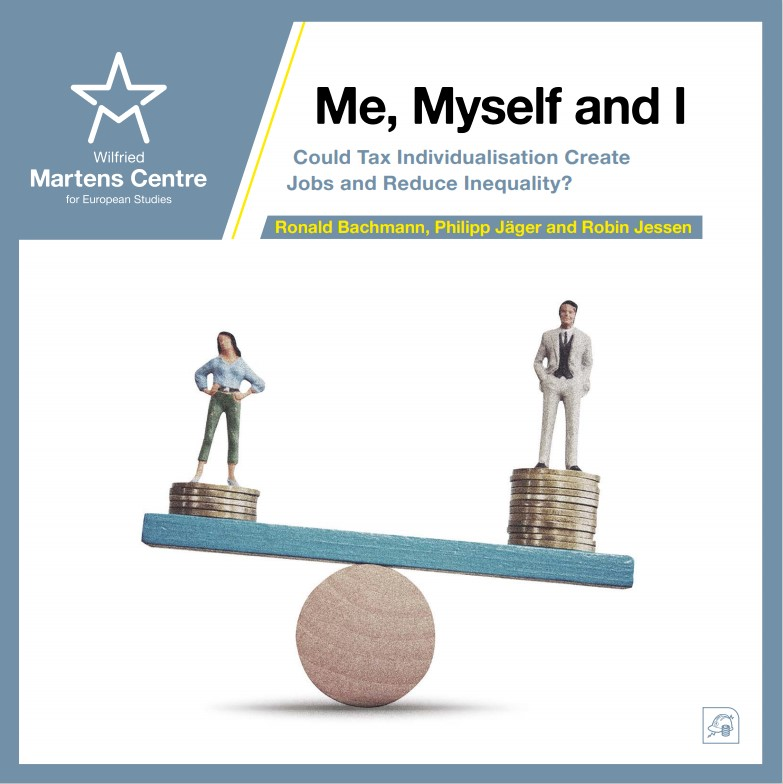 Me, Myself and I: Could Tax Individualisation Create Jobs and Reduce Inequality?