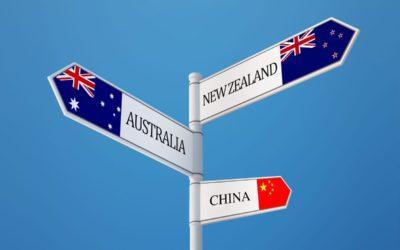 Australia, New Zealand, and China: a Bumpy Ride Towards a Dialogue