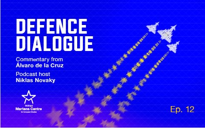 Defence Dialogue Episode 12 – The EU's Quest For Greater Resilience