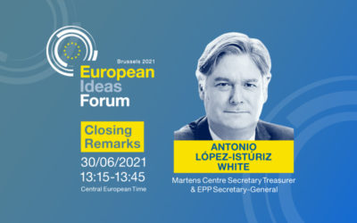 EIF 21 Closing Remarks – Antonio López-Istúriz White