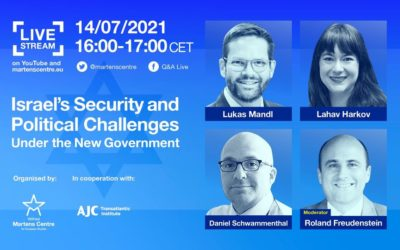 Israel's Security and Political Challenges Under the New Government