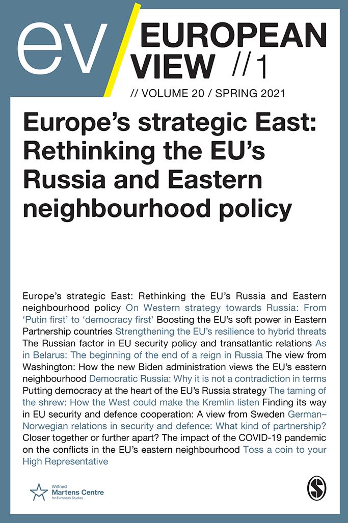 Europe's strategic East: Rethinking the EU's Russia and Eastern neighbourhood policy