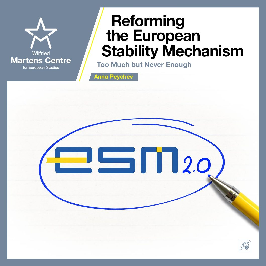 Reforming the European Stability Mechanism: Too Much but Never Enough