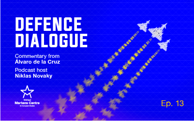 Defence Dialogue Episode 13 – The Afghanistan Crisis and the EU's Security and Defence Policy
