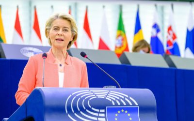 Searching for the EU's Global Role – State of the Union Speech