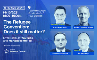 The Refugee Convention: Does it still matter?