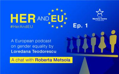 HER AND EU – Women in EU Politics