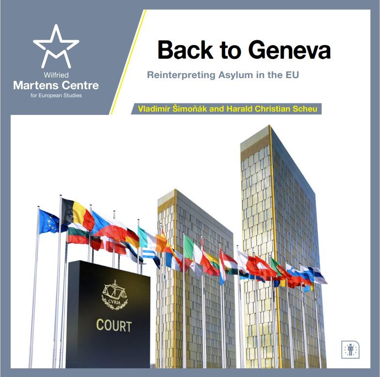 Back to Geneva: Reinterpreting Asylum in the EU